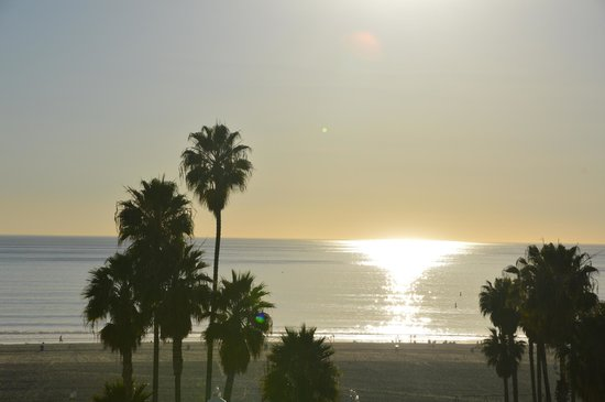 Loews Santa Monica Beach Hotel : view