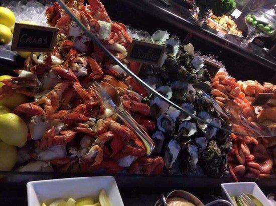 Il Barocco: Beautiful seafood