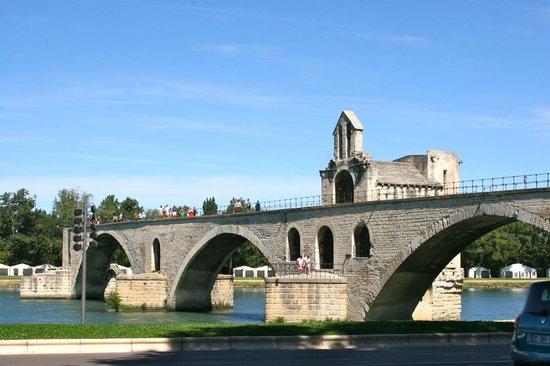 Pont Saint-Bénézet (Pont d'Avignon) : Pont St Benezet