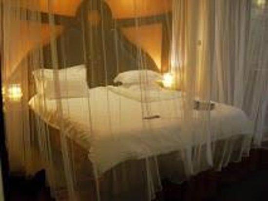 Enashipai Resort & Spa: Comfie bed