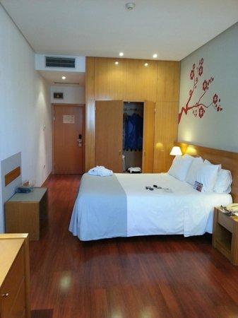 Tryp Malaga Alameda Hotel: Habitacion