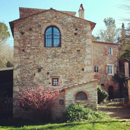 Il Molendino bed and breakfast : Vista da fuori