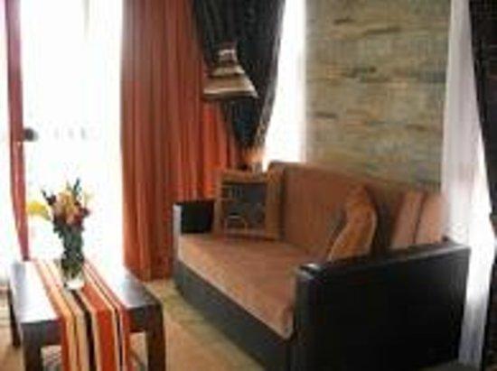 Enashipai Resort & Spa: Lounge area in Room