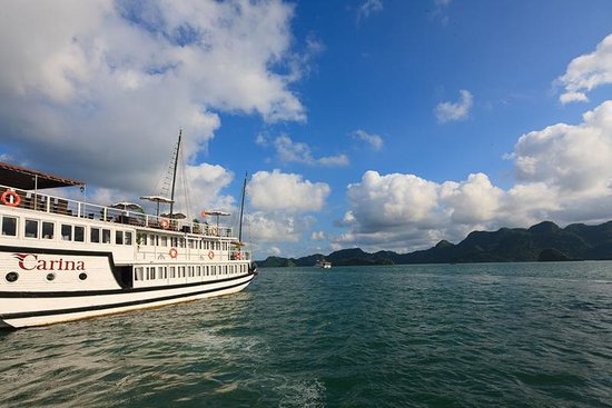 Halong Carina Cruise Day Tour