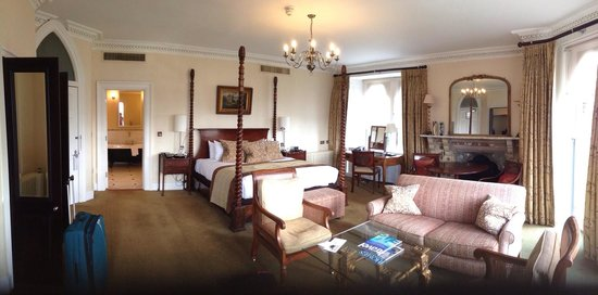 Ettington Park Hotel: Stour Suite
