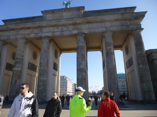 Mike's SightRunning Berlin: berlijn