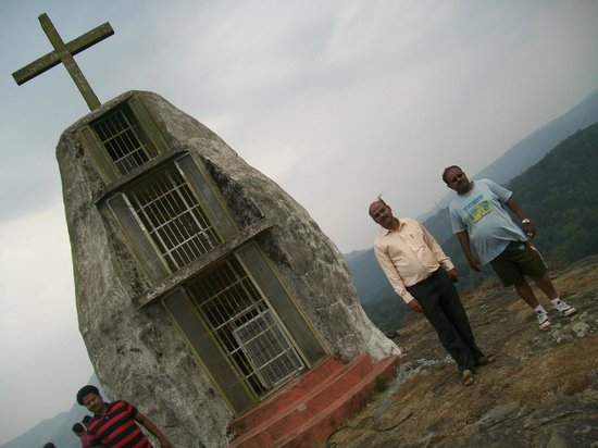 Carmelia Haven: CHURCH AT KAILASAM