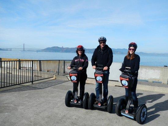 City Segway Tours San Francisco : Segway Tour