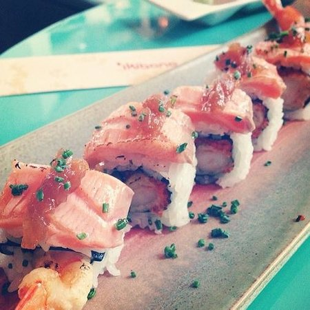 Ikibana Restaurant & Lounge Paralelo: Birimbau Uramaki