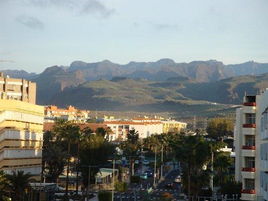 Hotel Riu Don Miguel: Gorgeous mountain view
