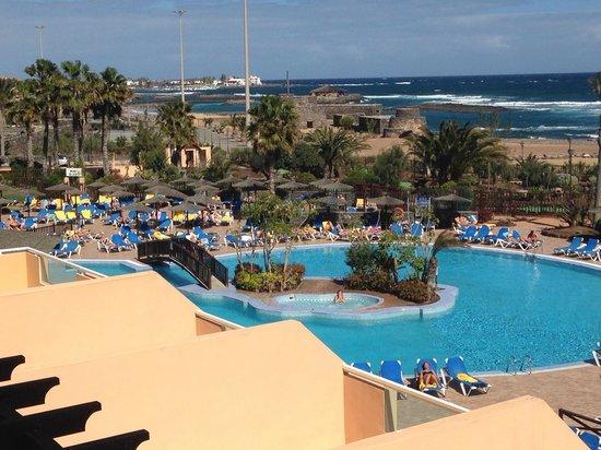 Hotel Elba Sara: Hotel & grounds
