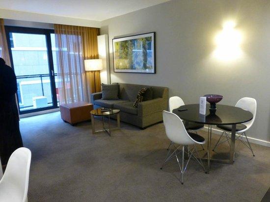Adina Apartment Hotel Hamburg Michel: Zimmer