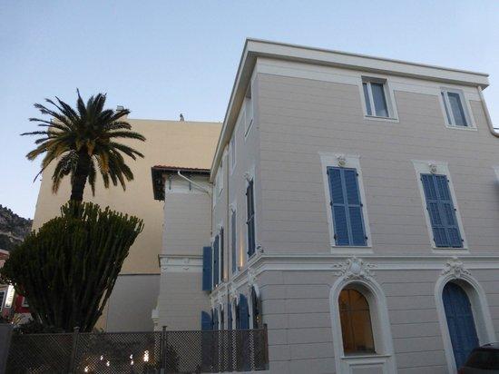 Hôtel Le Havre Bleu: esterno