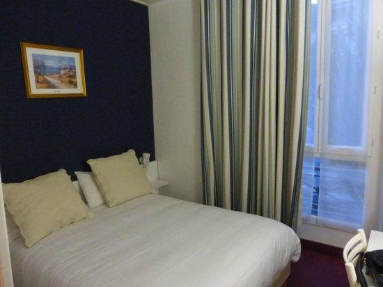 Hôtel Le Havre Bleu : la camera