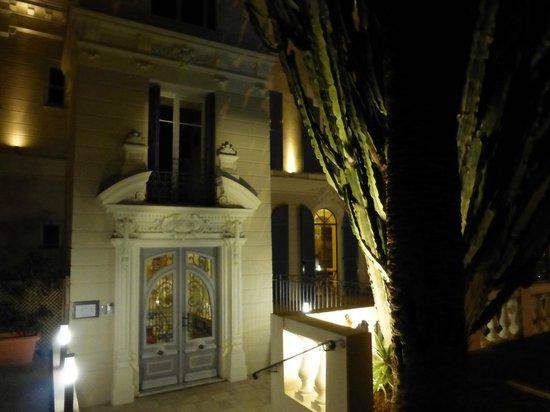 Hôtel Le Havre Bleu: ingresso
