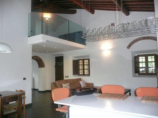 Villa Poggio Secco Appartamento