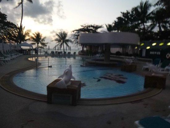 Chaba Samui Resort: Pool