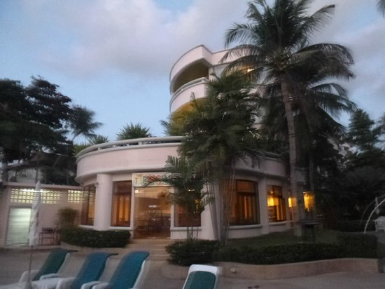 Chaba Samui Resort: Hotel