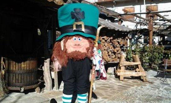 Le Village : Lo Gnomo Aspirino in visita ...