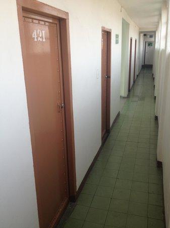 Hotel Principal: Série de chambres au dernier étage