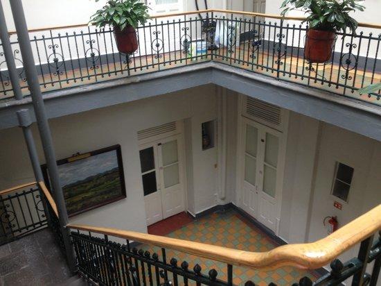 Hotel Principal: Les chambres du troisième à 380 pesos et plus