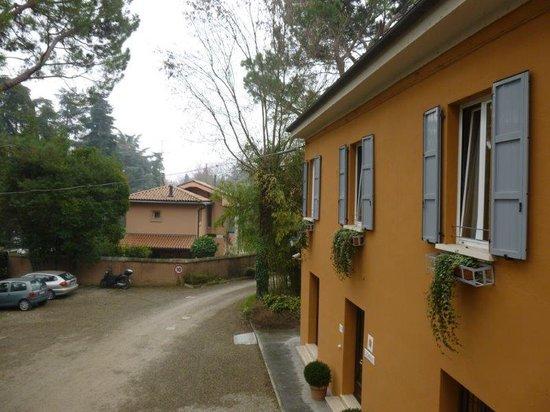 Il Villino: The house