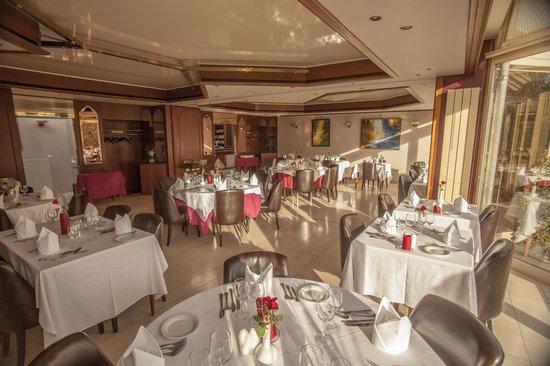 Hotel Restaurant Lamy : Restaurant