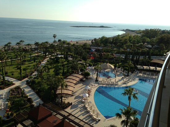 Saphir Resort & Spa: Room sea view