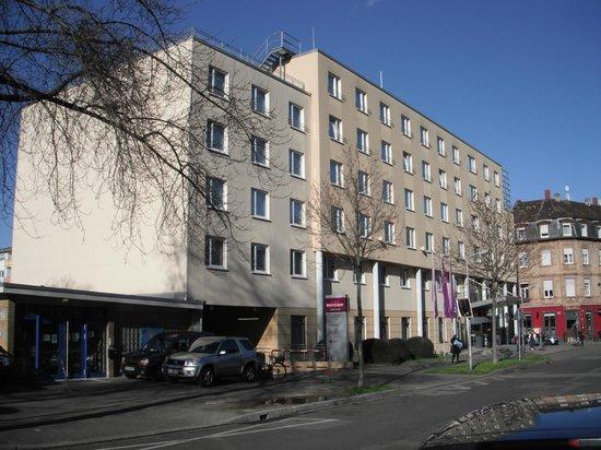 Mercure Hotel Mannheim am Rathaus: 外観です