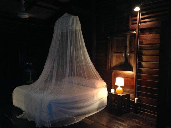 Mango Guesthouse + Villas: ma chambre/maison