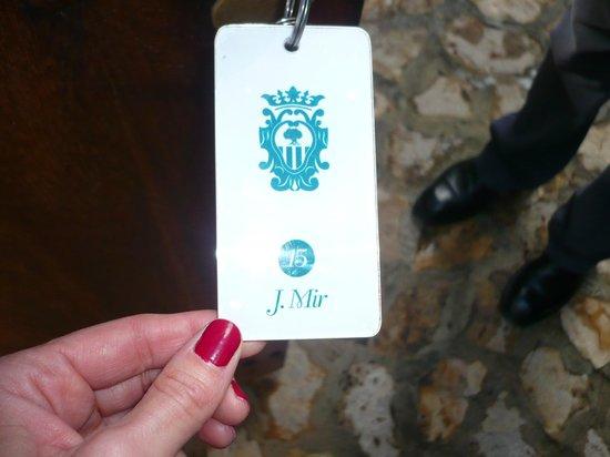 Valldemossa Hotel: Habitación número 15. ¿¿300 € la noche???