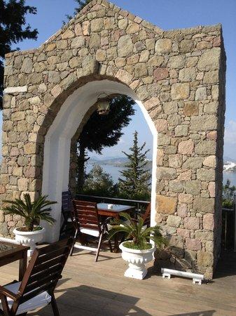 Hotel Manastir: Hoş detaylar