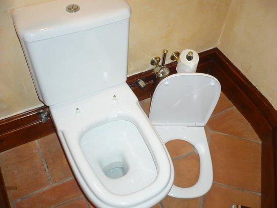 Valldemossa Hotel: WC