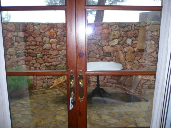 Valldemossa Hotel: Qué gran vista a la Cartuja!