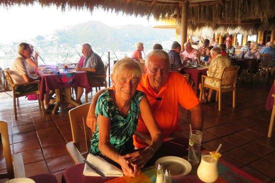 Carol and Bob Atkinson - Casa Isabel