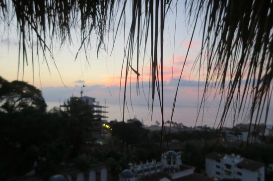 Sunset from Casa Isabel