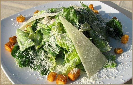 Pan & Pani: Caesar salad