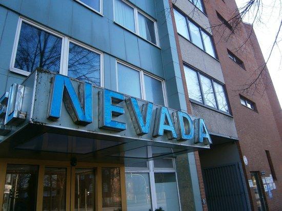 Hotel Nevada Hamburg: eingang