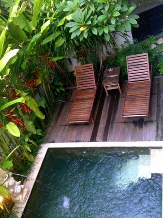 view of one end of the pool from the upper level rooms picture of rh tripadvisor com