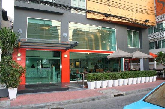 Hotel Solo Sukhumvit 2: Hotel Solo