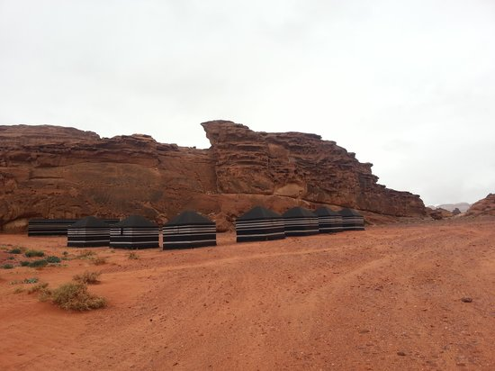 Wadi Rum Sky - Tours and Camp: The camp