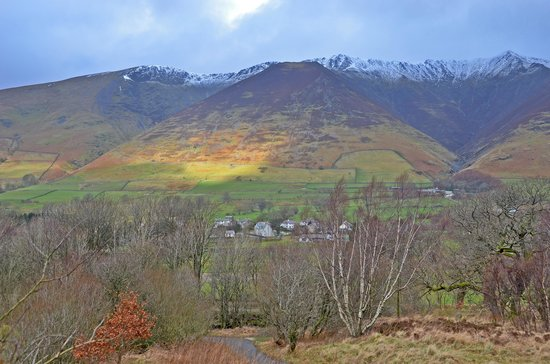 Horse & Farrier Inn : blencathra
