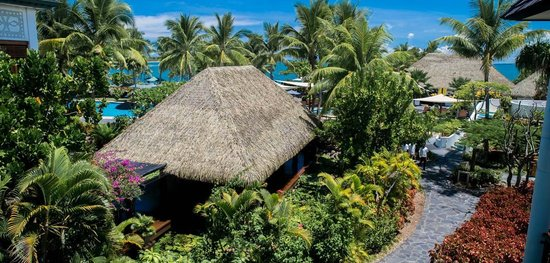 Sofitel Fiji Resort & Spa : View