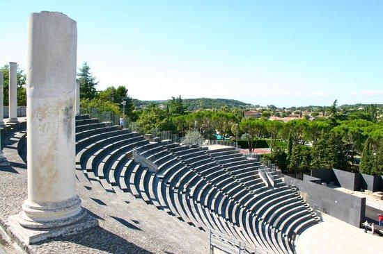 Sites Archéologiques de Vaison la Romaine : Théâtre antique Vaison la Romaine