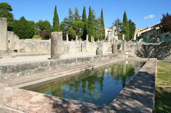 Sites Archéologiques de Vaison la Romaine : Quartier de la Villasse Vaison