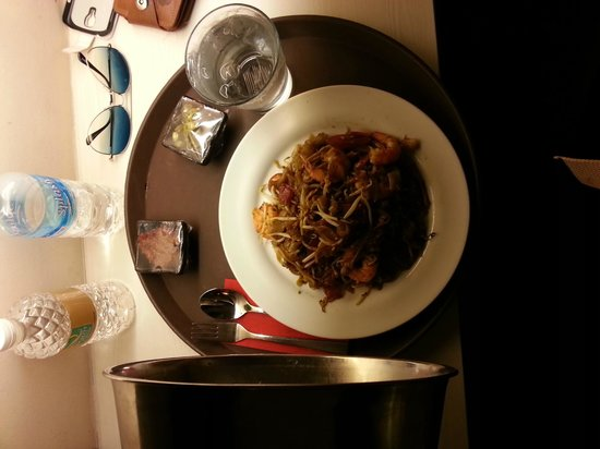 Quality Hotel Marlow: dinner