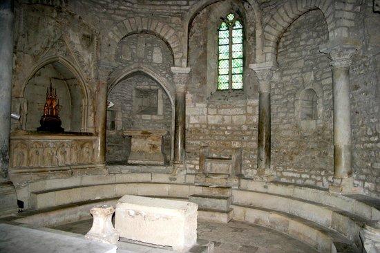 Cathedrale Notre-Dame de Nazareth: Notre Dame de Nazareth Vaison