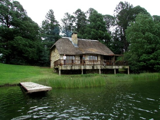 Lake Naverone Holiday Cottages : Cottage 14 - Cuckoo
