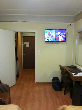 Arthur Hotel: Room 606