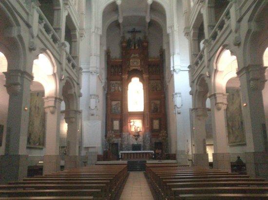 Parroquia de Santa Teresa y San Jose Madrid
